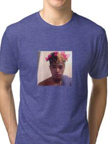XXX TENTACION  Tri-blend T-Shirt