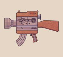 Camera Gun T-Shirt
