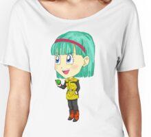 Bulma chibi Women's Relaxed Fit T-Shirt