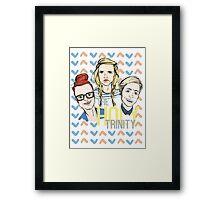 The Holy Trinity Framed Print