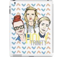 The Holy Trinity iPad Case/Skin
