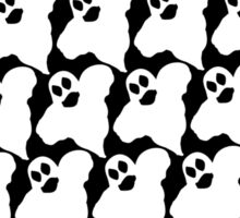 Halloween Ghosts Sticker