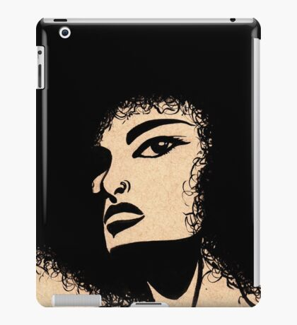 Natural Ink iPad Case/Skin