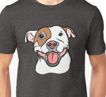 Happy Go Lucky Pit  Unisex T-Shirt