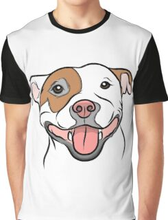 Happy Go Lucky Pit  Graphic T-Shirt