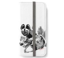 In the Wild - African Hunting Dog iPhone Wallet/Case/Skin