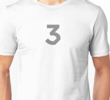 Chance The Rapper - Chance 3 Coloring Book Grey Unisex T-Shirt