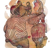 Interpretation #23 - Dance love by Ignacio Marino Larrique