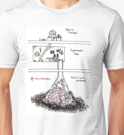 Supplemental Data Unisex T-Shirt