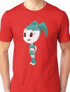 Teenage Robot Chibi Unisex T-Shirt