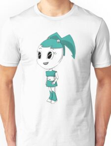 Teenage Robot Chibi Unisex T-Shirt