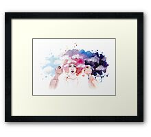 The Daily Battle Framed Print