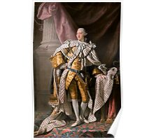 King George III of the United Kingdom Poster