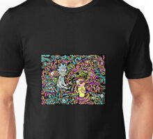 Trippy Snake Stuff - Rick and Morty Unisex T-Shirt