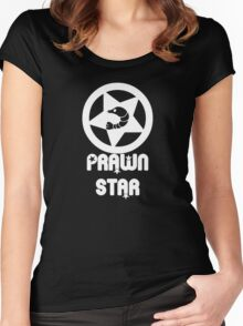 Prawn Star Women's Fitted Scoop T-Shirt
