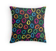 Lovely Pattern X Throw Pillow