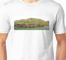 Jumping Rock Jerusalem Bay. Photo Art, Prints, Gifts. Unisex T-Shirt