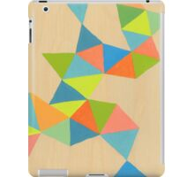 Shapes at a Cellular Level 3 iPad Case/Skin