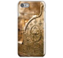 Past Perfect iPhone Case/Skin