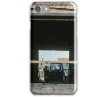 Barn beside the Thames Hurley England 19840512 0004 iPhone Case/Skin