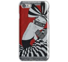 for I have sworn thee fair and bright   iPhone Case/Skin