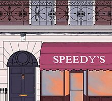 BBC Sherlock- 221b Baker Street by lkaet