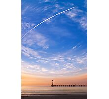 The World Above Photographic Print