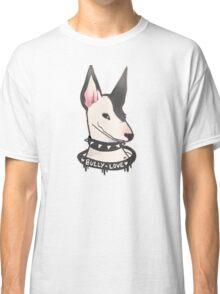 Bully Dog Puppy Love Classic T-Shirt