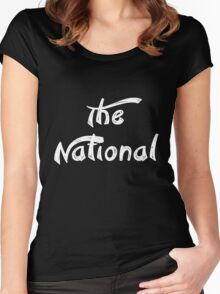 The National Women's Fitted Scoop T-Shirt