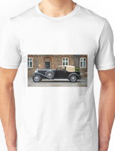 Duesenberg Model J Rollston Victoria Coupe 1936 at Hampton Court Unisex T-Shirt