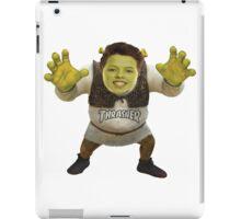 Ogre Sartorius iPad Case/Skin