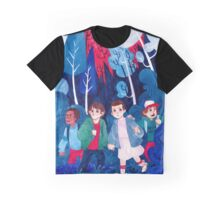 //Strange Woods// Graphic T-Shirt
