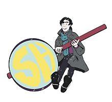 Sherlock Holmes by lkaet