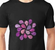 Abstract Water Drops  Unisex T-Shirt