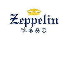 Led Zeppelin - Corona Logo by TheRover