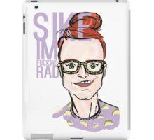 Mamrie Hart iPad Case/Skin