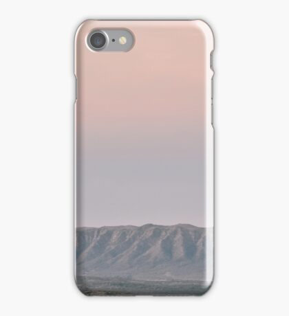 keep you feet on the ground iPhone Case/Skin