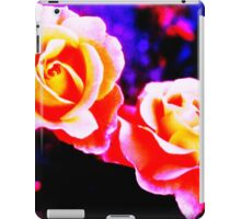 Psychedelic Roses iPad Case/Skin