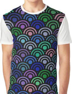 Colorful Circles IV Graphic T-Shirt