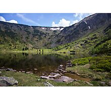 Small Pond - Travel Photography Photographic Print