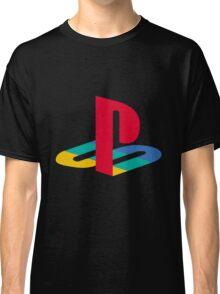 Playstation One Emblem Classic T-Shirt