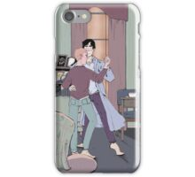 Dance Lessons in 221B iPhone Case/Skin