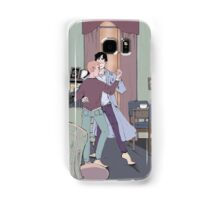 Dance Lessons in 221B Samsung Galaxy Case/Skin