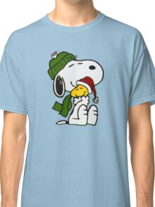 Christmas snoopy Classic T-Shirt