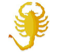 Drive: Scorpion Photographic Print