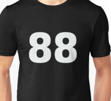 #88 Sports Team Jersey  - Number Front & Back Player Unisex T-Shirt