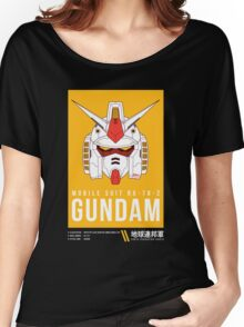 Gundam RX-78-2 Ver.2 Women's Relaxed Fit T-Shirt