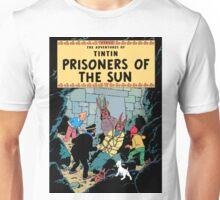 Tintin - The Prisoners of the Sun Unisex T-Shirt