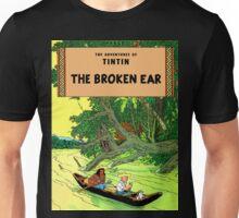 Tintin - The Broken Ear Unisex T-Shirt