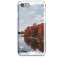 Lake Study 3 iPhone Case/Skin